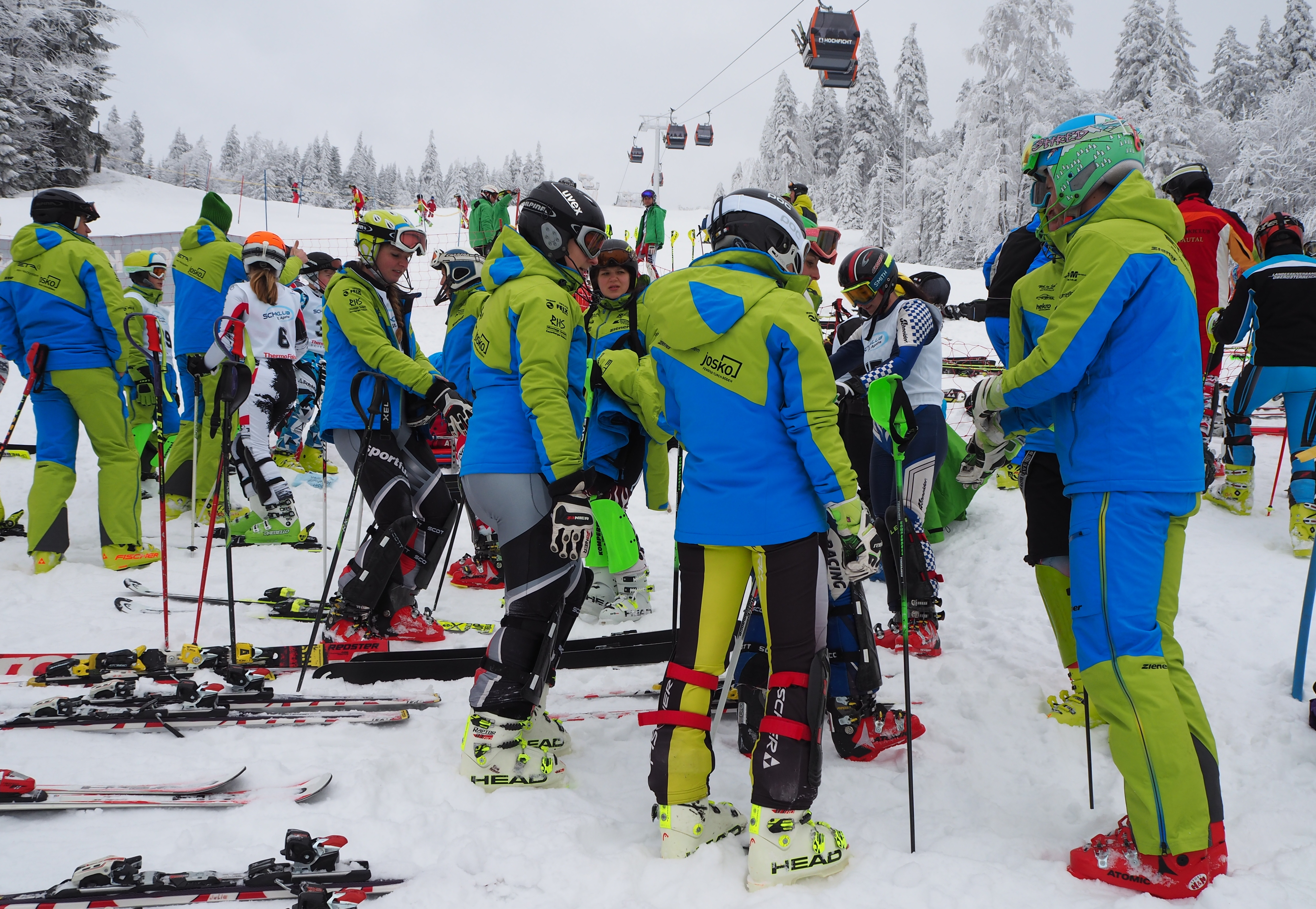 Super-Slalom-Tag im Gebietscup