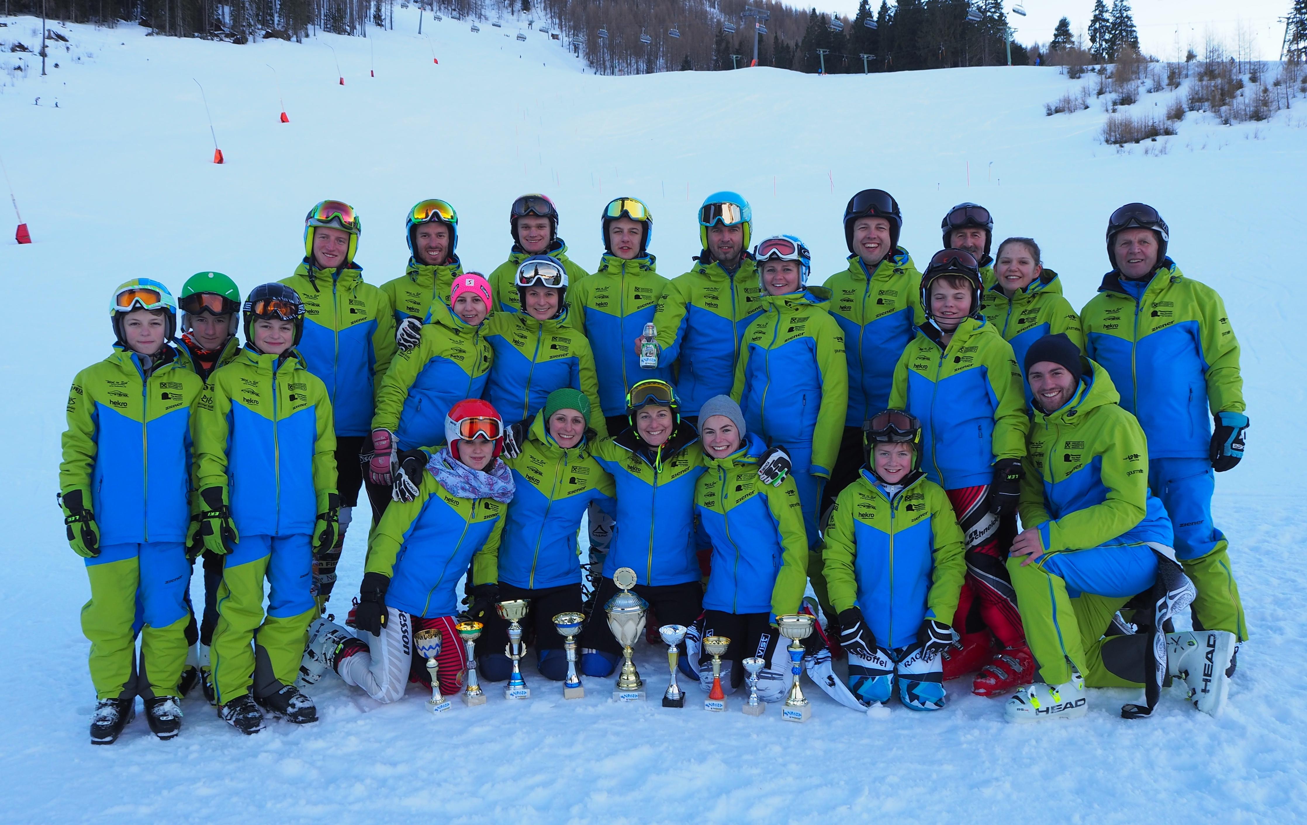 Solider Saisonstart für Ski-Rennläufer