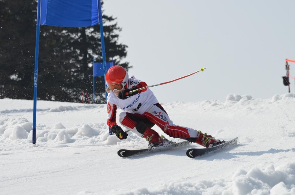 Selina Gschaider ist der schnellste Lehrling im Lande.