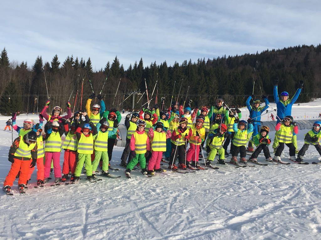 Das war der Skikurs 2018