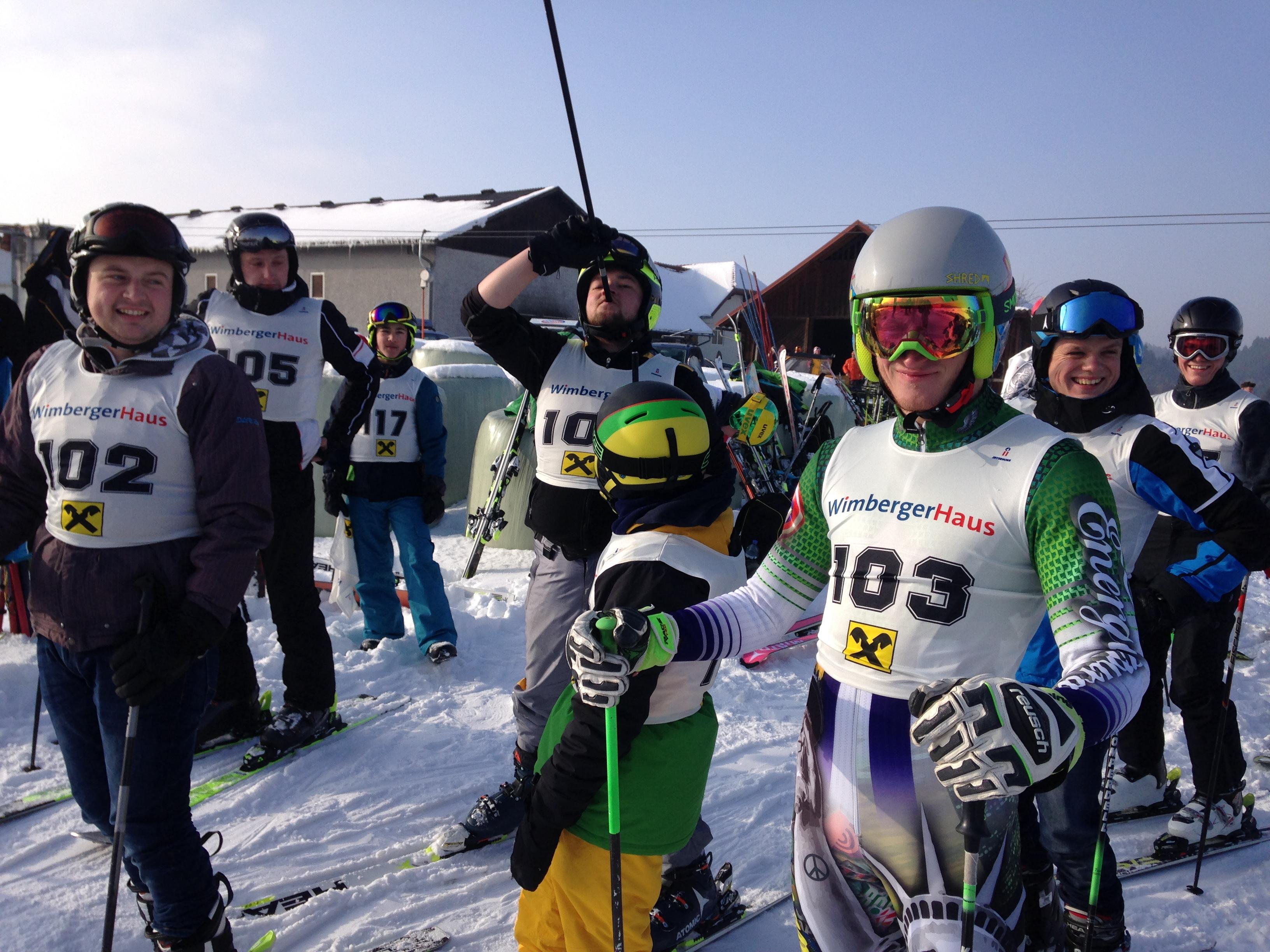 Gemeindemeisterschaft Ski und Snowboard