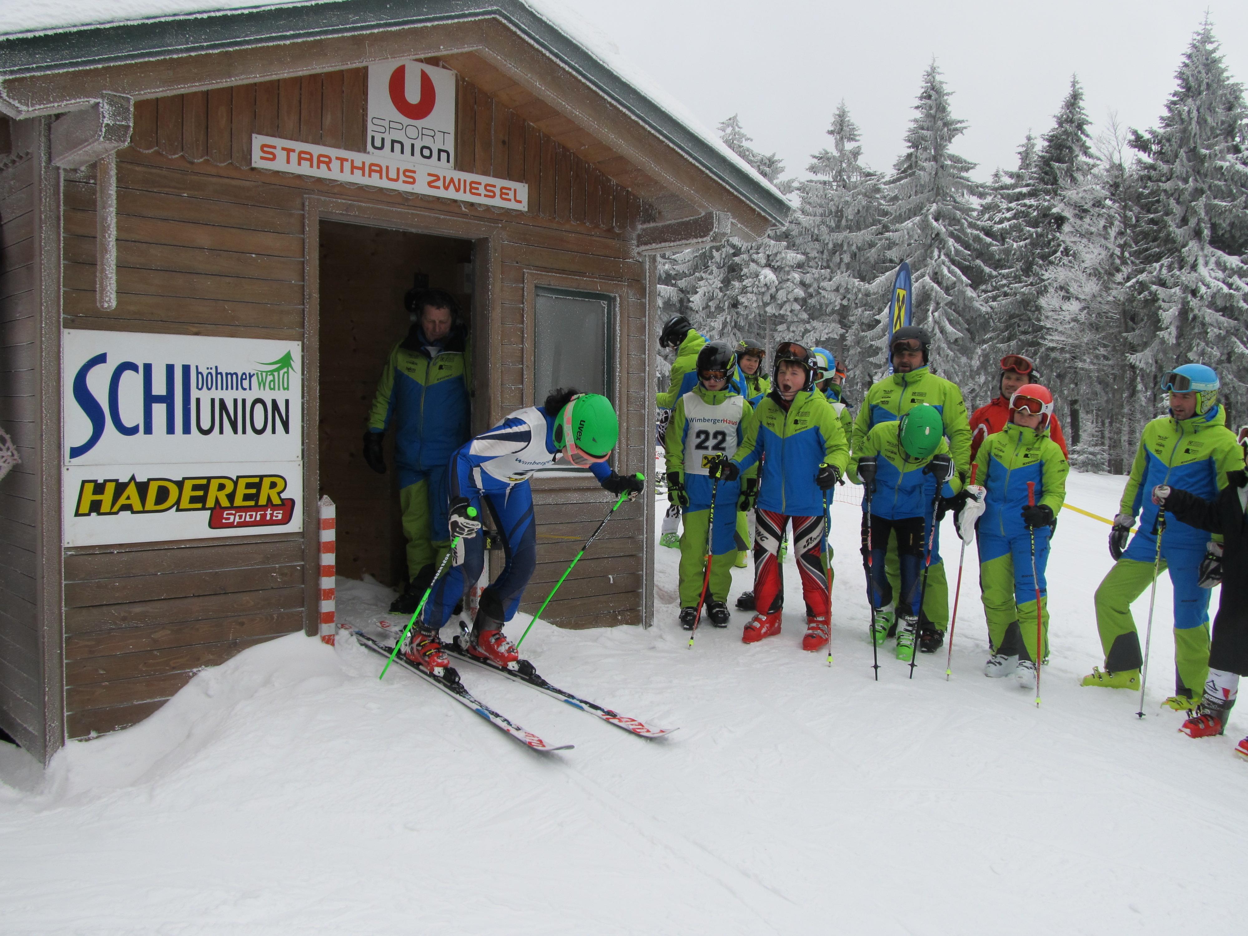 Ski-Gemeindemeisterschaft Neukirchen/Eschenau
