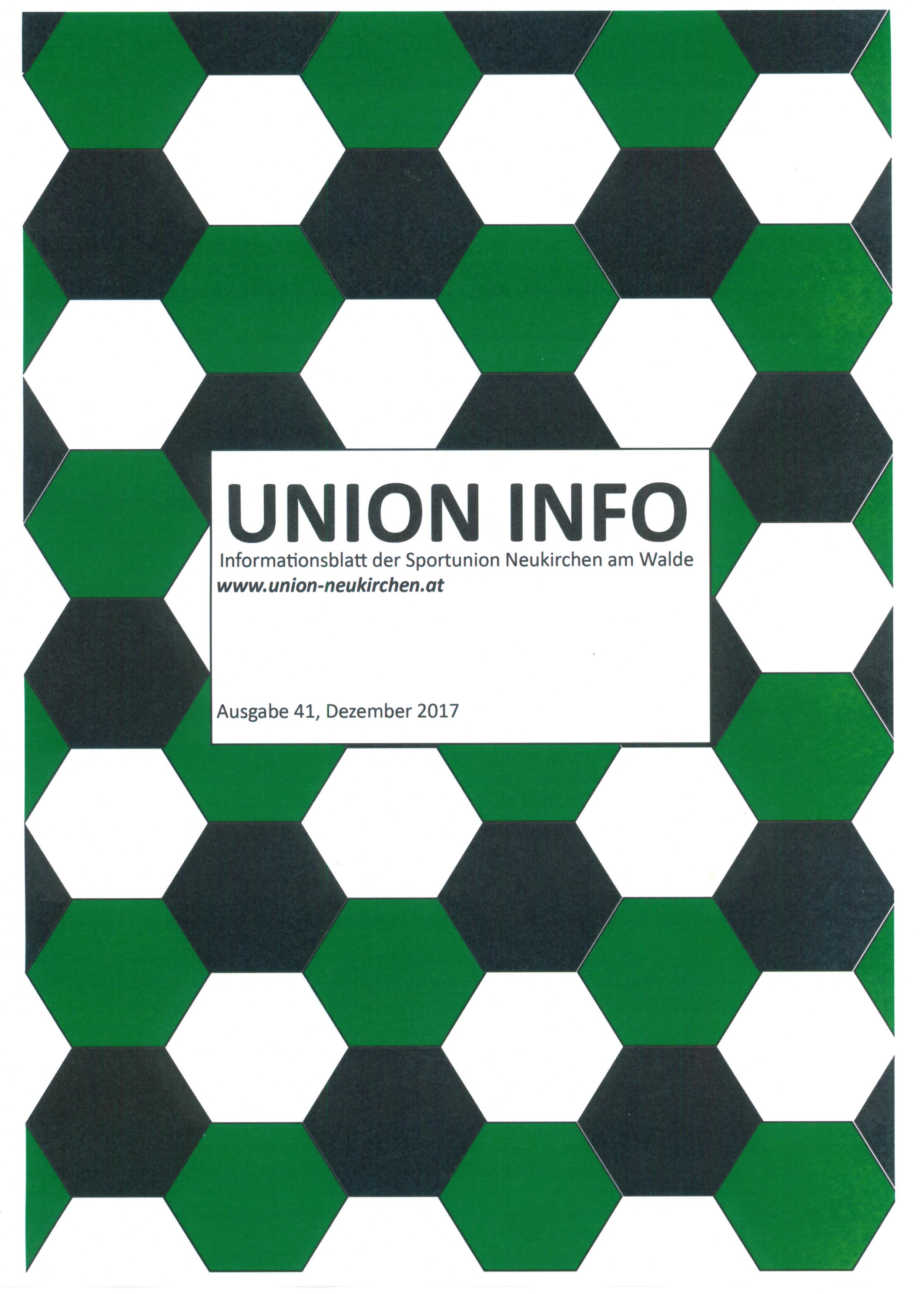 Union Info 2017